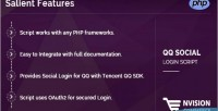 Social qq login script