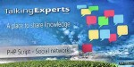 Social talkingexperts platform knowledge share to