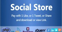 Store pay with action network social in store