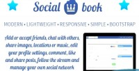 The socialbook premium platform network social