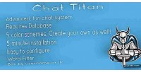 Titan chat chat system