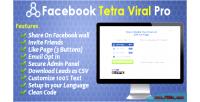 Triple facebook viral pro