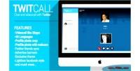Twitter twitcall videochat platform