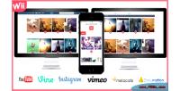 Video social share