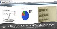 Softpae gchecker google app checker position