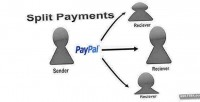 Split payment to two accounts more, split