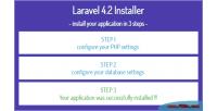 4 laravel 2 script installation installer