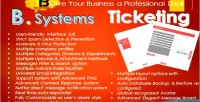 A b1st premium system ticketing php