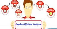 Affiliate omera platform management referer