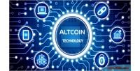 Alternative altcoin coin platform