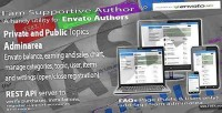 Am i supportive forum responsive author