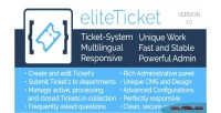 Awesome eliteticket ticket system