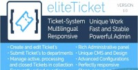 Awesome eliteticket ticket system