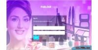 Beauty beuto system management parlour