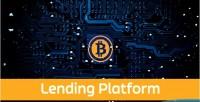 Bitcoin lending lending platform