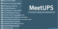 Company meetups meetups manager