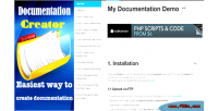 Documentation mc creator