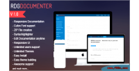 Documentation responsive generator rdgdocumenter