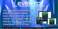 Event evento seminar system booking seat