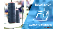 Garments tailorshop fashion system management house