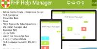 Help php manager