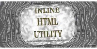 Html inline utility