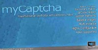 Human mycaptcha verificator maker dictionary w