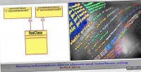 Information infoclass extraction class