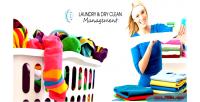 Laundry iwash management system