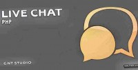 Live php chat