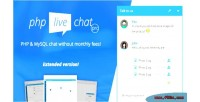 Live php chat pro