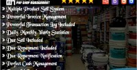 Management shop system