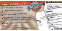 Manager standalone, integrate wordpress to manager