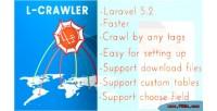Master laravel crawler