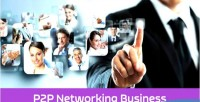 P2p enet platform business networking