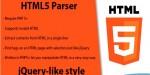 Parser html5