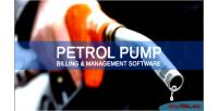 Petrol epump system management pump