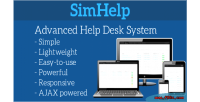 Powerful simhelp system desk help