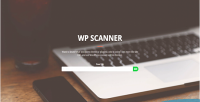 Scanner wordpress