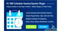 Schedule vbx system
