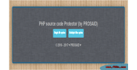 Source php code protector obfuscator php