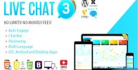 Support live chat 3 chat live