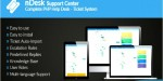 Support ndesk system ticket center