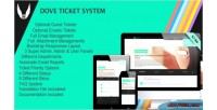 Ticket dove system