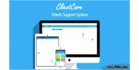 Tickets clientcare support system