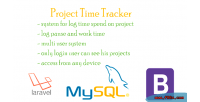 Time project tracker