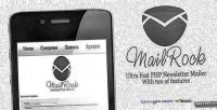 Mailrock xml newsletter mailing system list