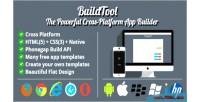 The buildtool powerful builder app crossplatform
