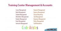 Up wake training system management center