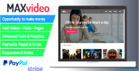 Video responsive maxvideo subscription courses